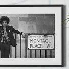 Rare Celebrity Photographic Wall Decor