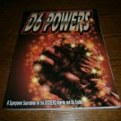 D6 Powers: A Superpower Sourcebook For the GODSEND Agenda & D6 System, paperback