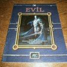 Evil - D20 supplement - Paperback, Alderac Entertainment Group