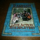 Rampant - Live Action Roleplaying campaign rulebook - Paperback