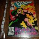 Excalibur Issue #60 - Marvel Comics, January 1993