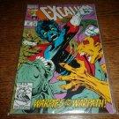 Excalibur Issue #62 - Marvel Comics, February 1993