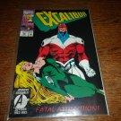 Excalibur Issue #64 - Marvel Comics, April 1993