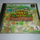 World Neverland: The Olerud Kingdom Stories - Sony Playstation 1 NTSC-J