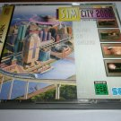 Sim City 2000 - Electronic Arts 1995 - SEGA Saturn NTSC-J