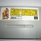 Derby Stallion 2 - Nintendo Super Famicom