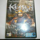 Kessen - Koei 2000 - Sony Playstation 2 PAL