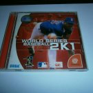 World Series Baseball 2K1 - Wow Entertainment 2001  - SEGA Dreamcast NTSC-J
