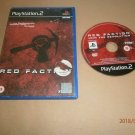 Red Faction - Sony Playstation 2 - PS2 PAL Region