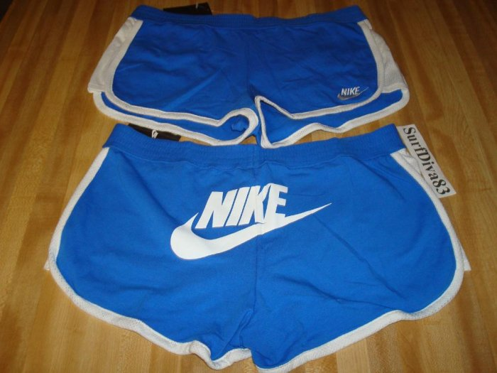 NwT M NIKE Women Lowrise WorkOut Shorts New Gym Tennis