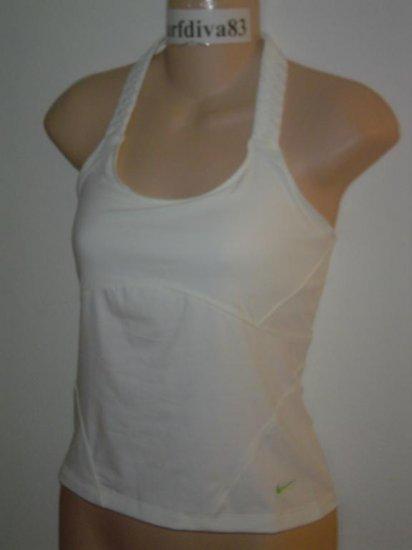 Nwt XS NIKE DRI-FIT Halter Women Tank Top Shirt New $45 Xsmall