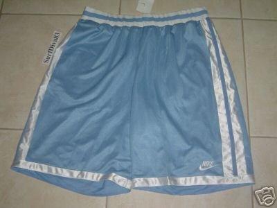 NwT XXL NIKE Blue White Basketball Shorts Men New 2XL