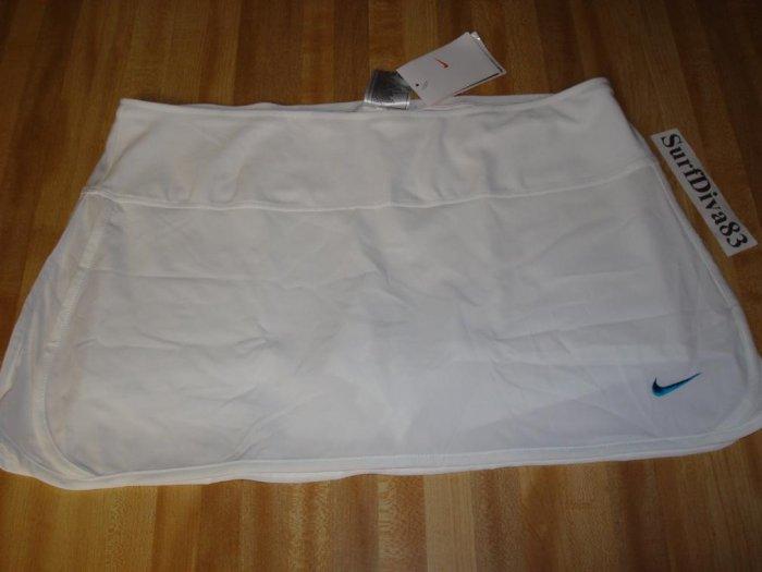 NwT L NIKE DRI-FIT Tempo Tennis Skirt Women New $50