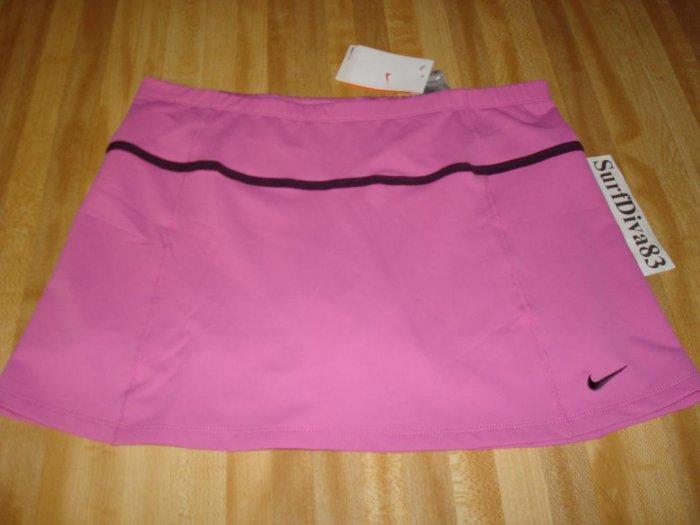 NwT M NIKE DRI-FIT Power Sphere Tennis Skirt Women New