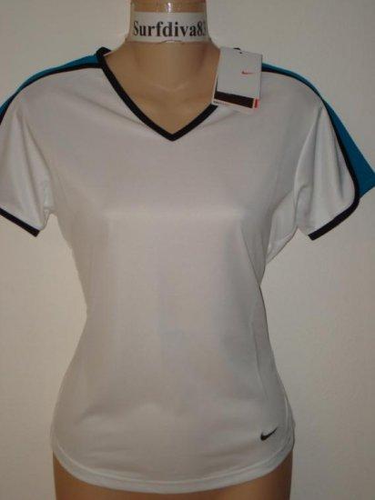 Nwt XS 0-2 NIKE DRI-FIT Women Tempo Tee Top Shirt New Xsmall