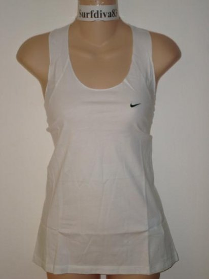 Nwt M 8 10 NIKE Loose Fit Yoga Tank Top Shirt New $34