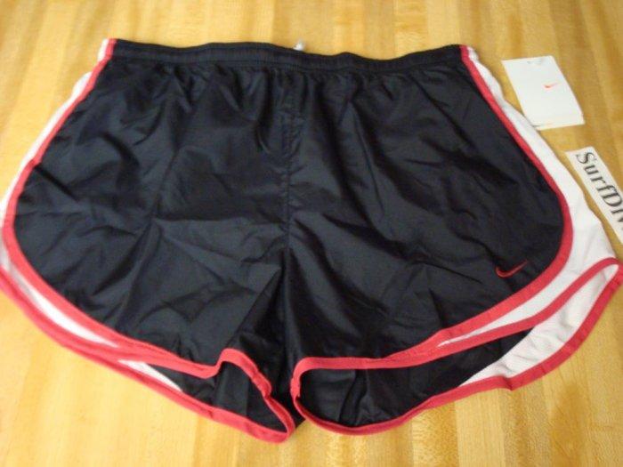 NwT XL NIKE DRI-FIT Women TEMPO Running Shorts NeW
