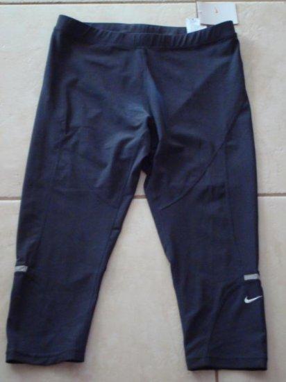 NwT M NIKE Women Dri-FIT Sprint Capri Pants New $48 Medium