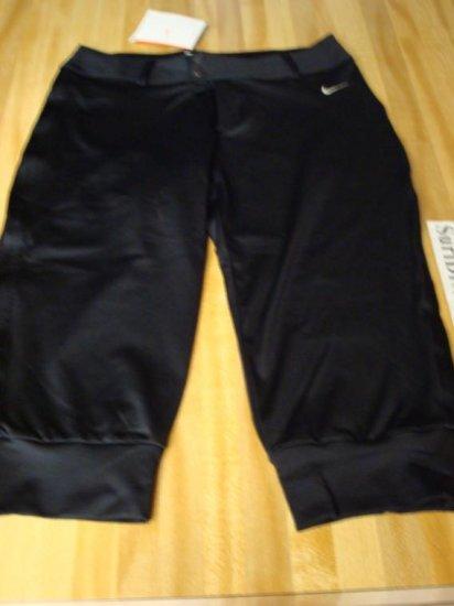 NwT S NIKE Women Dri-fit Pinnacle Knee Shorts New MP3 Small