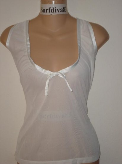 Nwt L NIKE Women Shake It Up Dance Tank Top Shirt New Large White