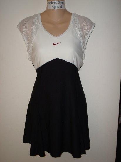 Nwt L NIKE Women Fit Dry Sharapova Tennis Dress New $95 Large US Open