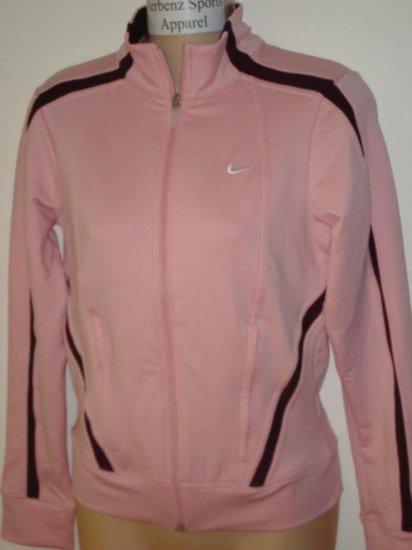 Nwt M 8 10 NIKE Women Fit Dry Border Tennis Jacket New Medium 207231-628