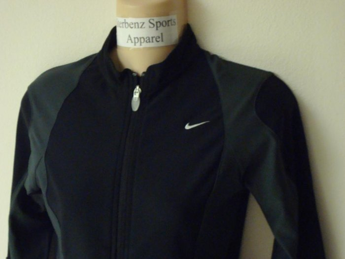Nwt L NIKE Women Fit Dry Personal Best Knit Jacket New Large 127772-012