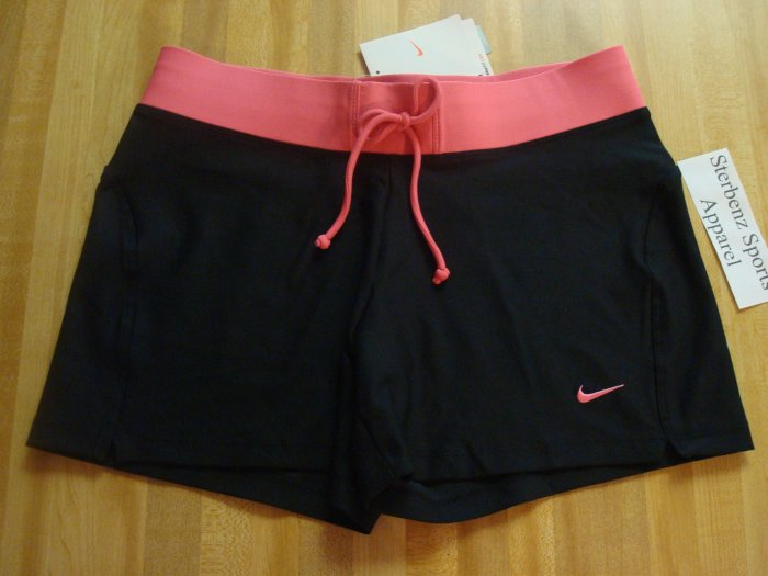 Nwt S NIKE Women Fit Dry Loose-FIT Workout Shorts New Small 207251-015
