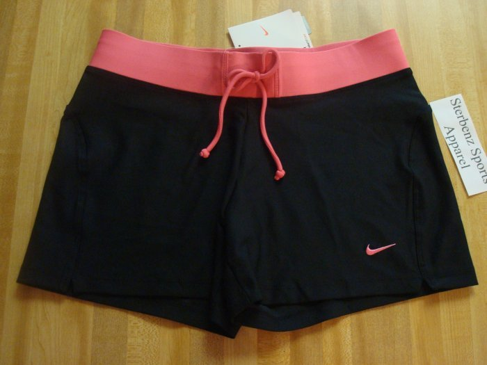 Nwt XL NIKE Women Fit Dry Loose-FIT Workout Shorts New Xlarge 207251-015