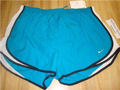 Nwt XL NIKE Women FitDry Tempo Running Track Shorts New Xlarge 211646-309