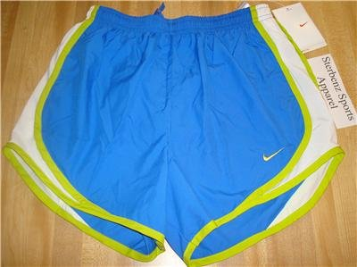Nwt XL NIKE Women FitDry Tempo Running Track Shorts New XLarge 211646-499