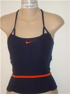 Nwt S NIKE Women Fit Dry Tulip Corset Top New Sharapova Small 247021-475