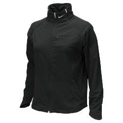 Nwt M NIKE Women Fit Dry Black Pinnacle Jacket New $90 Medium 227495-010