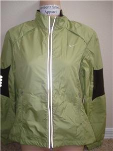 Nwt M 8-10 NIKE Women Adventure Jacket Coat New $90 Medium 234585-383