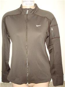 Nwt S NIKE Women Cold Weather Full-Zip Jacket New $65 Small 255510-261