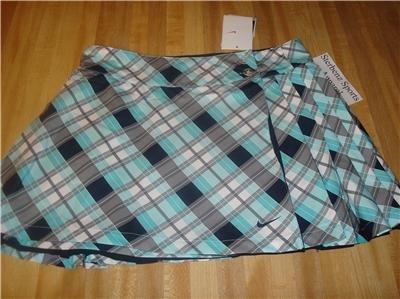 Nwt XS NIKE Women FitDry Heritage Pleat Tennis Skirt New XSmall 252283-475