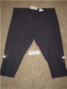 Nwt 2XL NIKE Women Fit Dry Acceleration Capri Pants New XXL XXLarge 234589-060