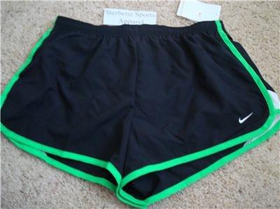 Nwt M NIKE Women Fit Dry Road Race 2 Running Shorts New Medium 228617-013