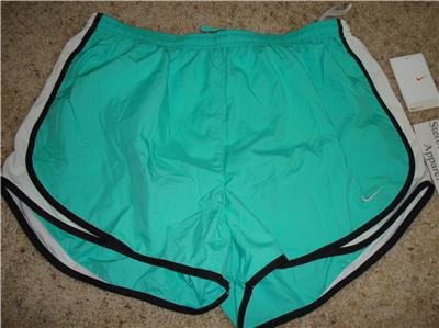 Nwt XL NIKE Women FitDry Tempo Running Track Shorts New XLarge 211646-417