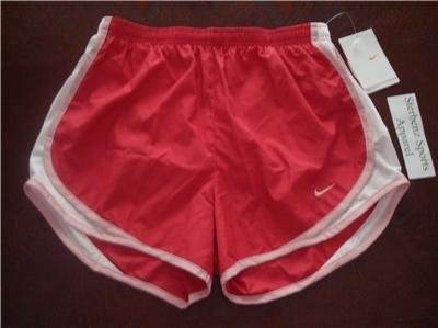 Nwt S NIKE Women Fit Dry Tempo Running Track Shorts New Small 211646-679