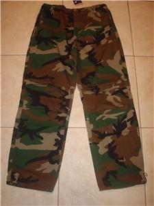 Nwt L NIKE Mens Camo Classic Utility Pants New Large 226733-235