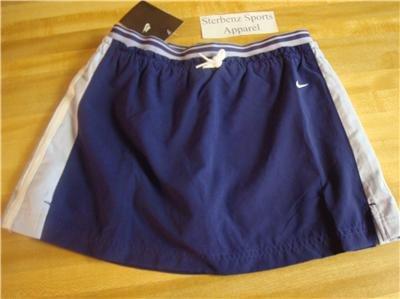 Nwt M NIKE GIRL For Kicks Tennis Fitness Skirt New $25 Medium 238913-571