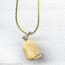 Picture Jasper Gemstone Pendant Necklace