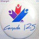 Canada's 125th Anniversary 1992 Pinback