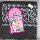 "21"" Dazzle Fashion Head Bandana Black"