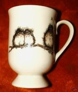 1977 Mary Mug Gold Trim Mug