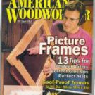 AMERICAN WOODWORKER #88 August 2001 Book