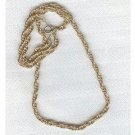 "Fun Lightweight Goldtone 18 1/2"" Chain"