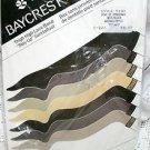 Baycrest Thigh High Lace Band Sandlefoot Cross Dresser Average Black C-226
