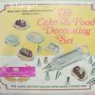 The Cake and Food Decorating Set